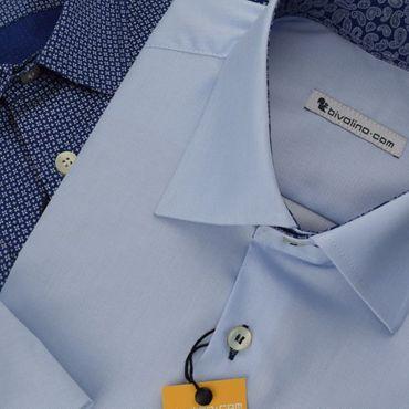 Micro prints men shirts