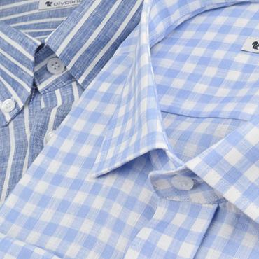 Chemises en Linhomme – tissu Monti