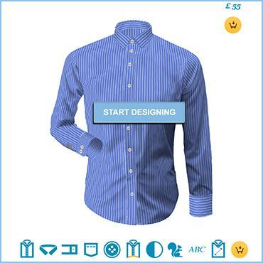 Overhemd op Maat - Designer - 3D Shirt Configurator - Ontwerp nu!