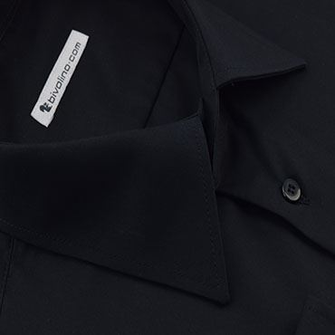 Zwarte hemden voor mannen