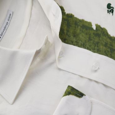 Arty printed Shirts- Sport Shirts