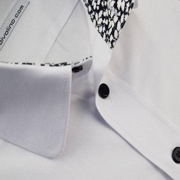 Chemises stretch lycra elasthane -  antibactérien fonctionnel / anti-odeur / absorbant l'humidité