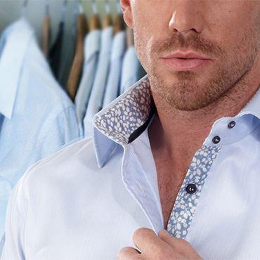 Collars Men Shirts