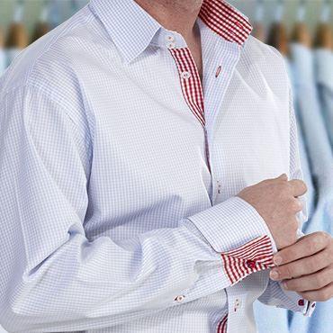 Cuffs Men Shirts