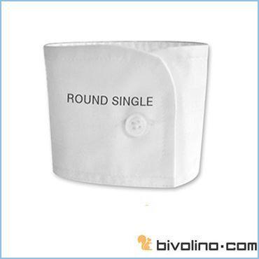 Round Barrel Cuff Shirt