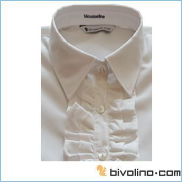 Mousseline Collar – Frill Collar