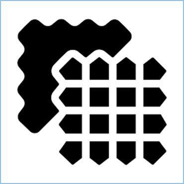 Stoffe Struktur Webart für Hemden