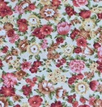 TISSU FLORAL -Chemisemotif floral et motif à fleurs