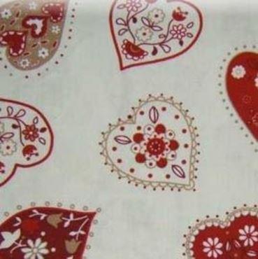 Chemise à coeur - Motif coeur - Chemise coeurs