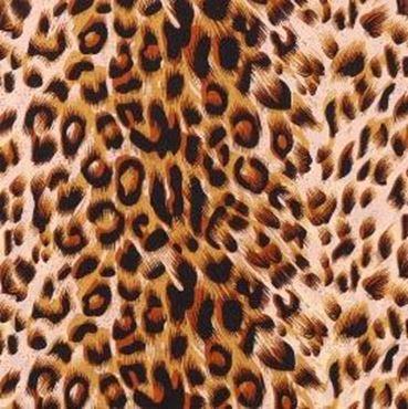 Luipaard print - luipaard blouse