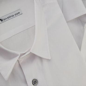 Witte hemden en bloezen voor heren