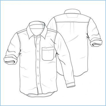 CASUAL SHIRT - LEISURE SHIRT