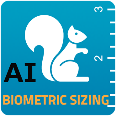 AI – Artificial Intelligence  Biometric Sizing