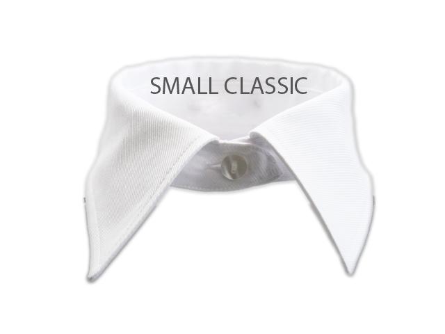 klassieke kleine boord dames