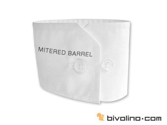 Mitered Barrel cuff