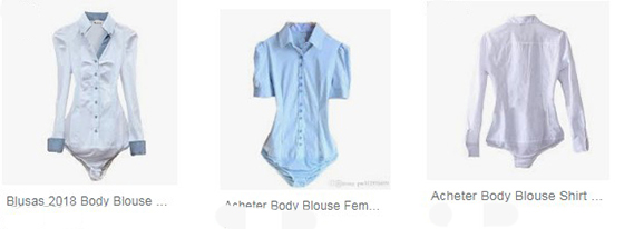 BODYBLOUSE - BODY BLOUSE