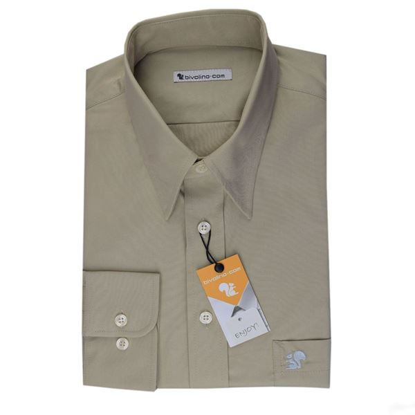 Overhemd Heren Heren Ecru Ecru Ecru Overhemd tdrhQsC