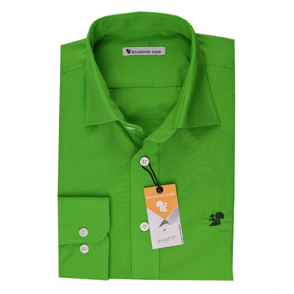 GREEN SHIRT - OLIVE GREEN SHIRT - BOTTLE GREEN SHIRT - MINT GREEN SHIRT