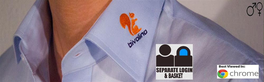 Representative bedrijfshemden met logo -corporate shirts