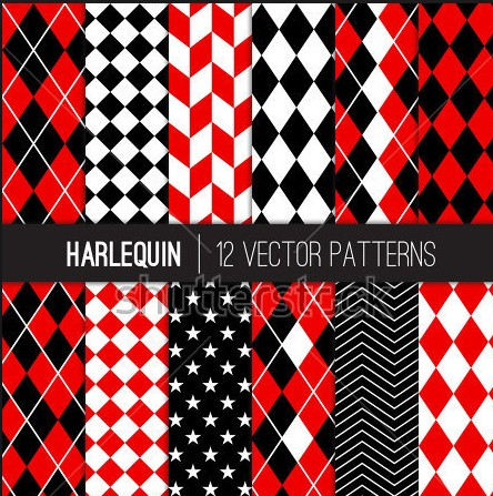 HARLEQUIN DESIGN
