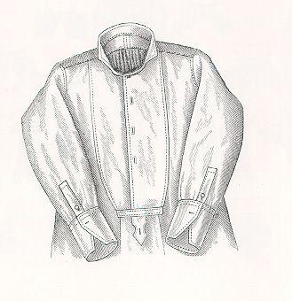 Het Overhemd.De Herkomst Van Het Overhemd