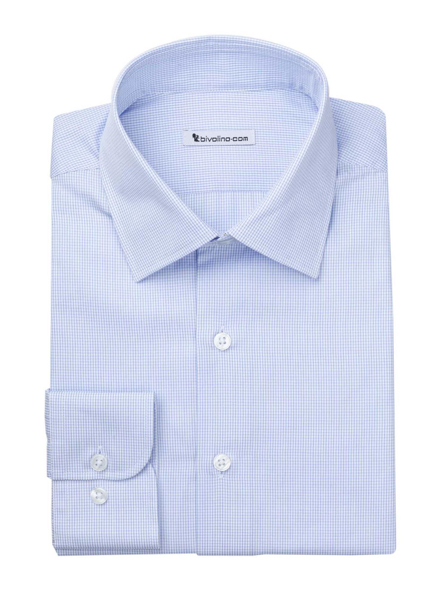 MARANO - Männerhemd Supima Baumwolle  - DOCRA 7