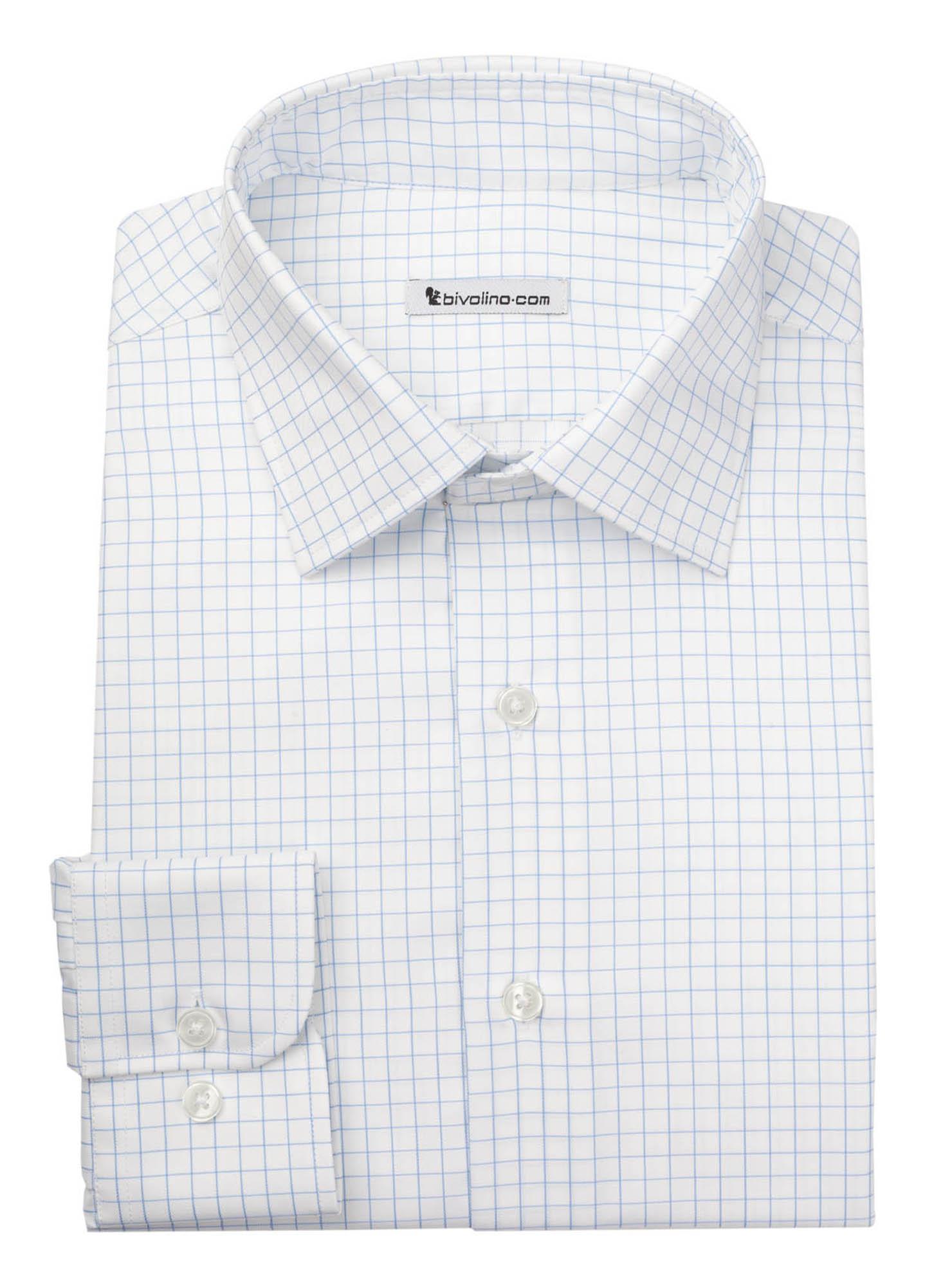 MACANNO - chemise homme coton double retors - DARCI 4