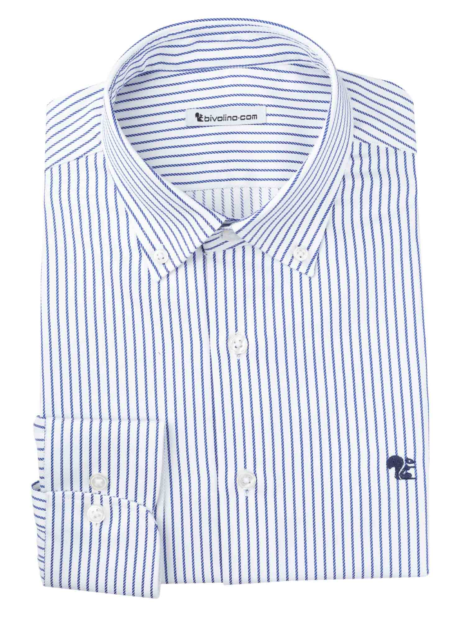 TERNI - bengal stripe shirt - Wellington 2