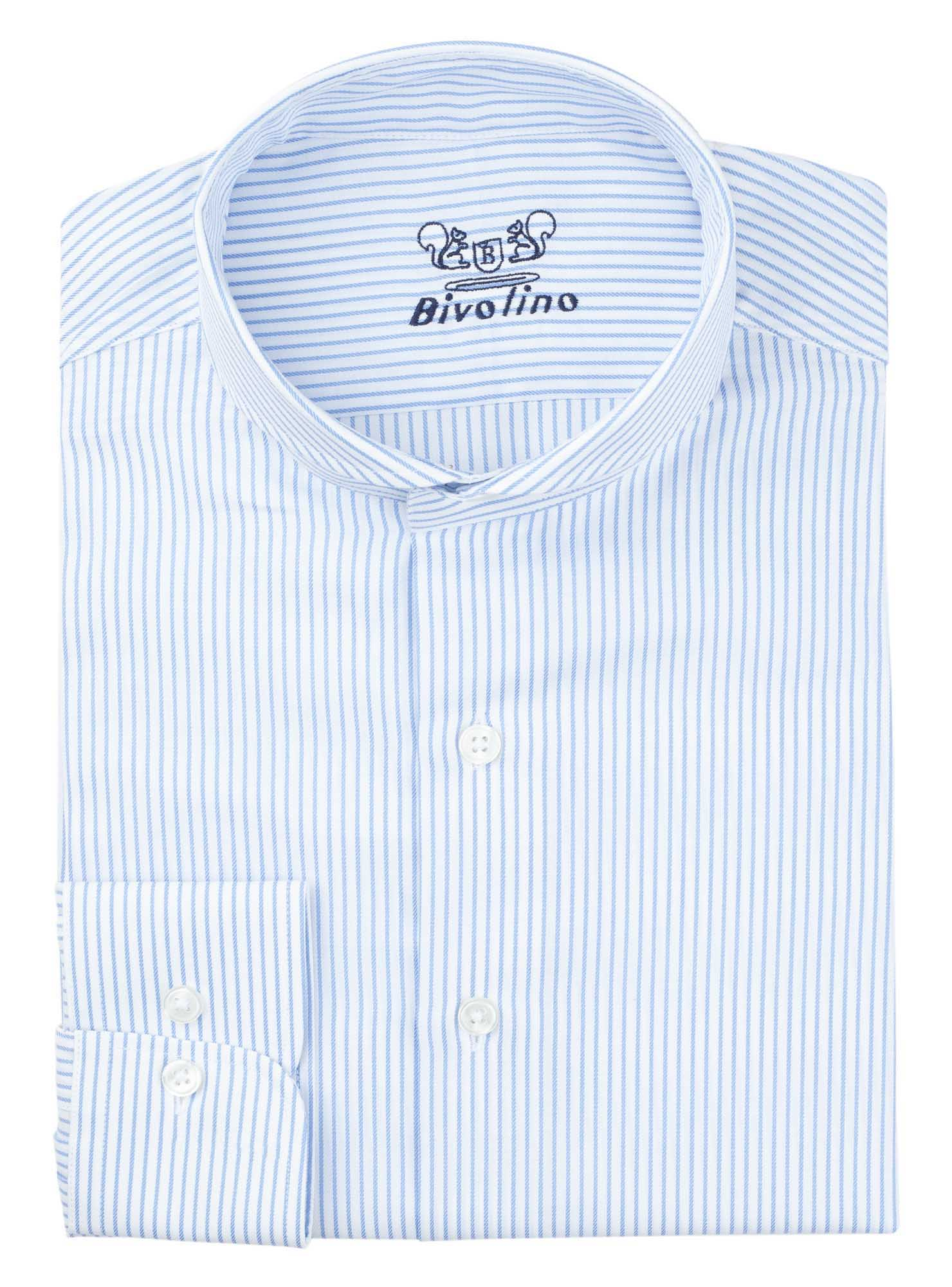 PIACENZA - Men's Shirt Cotton anti-stains and repellent - INDUO 2