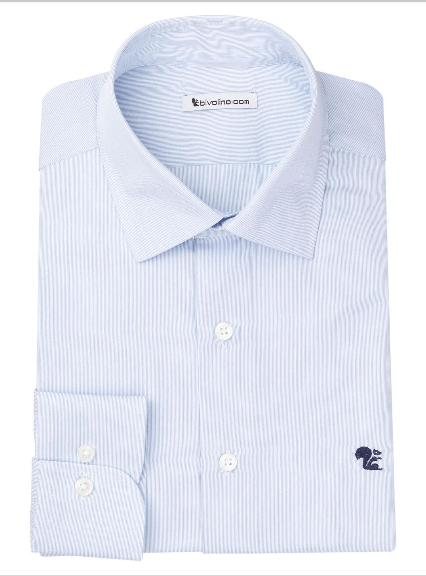 REGGICALABRIA - chemise homme coton milleraie - DORCA 5