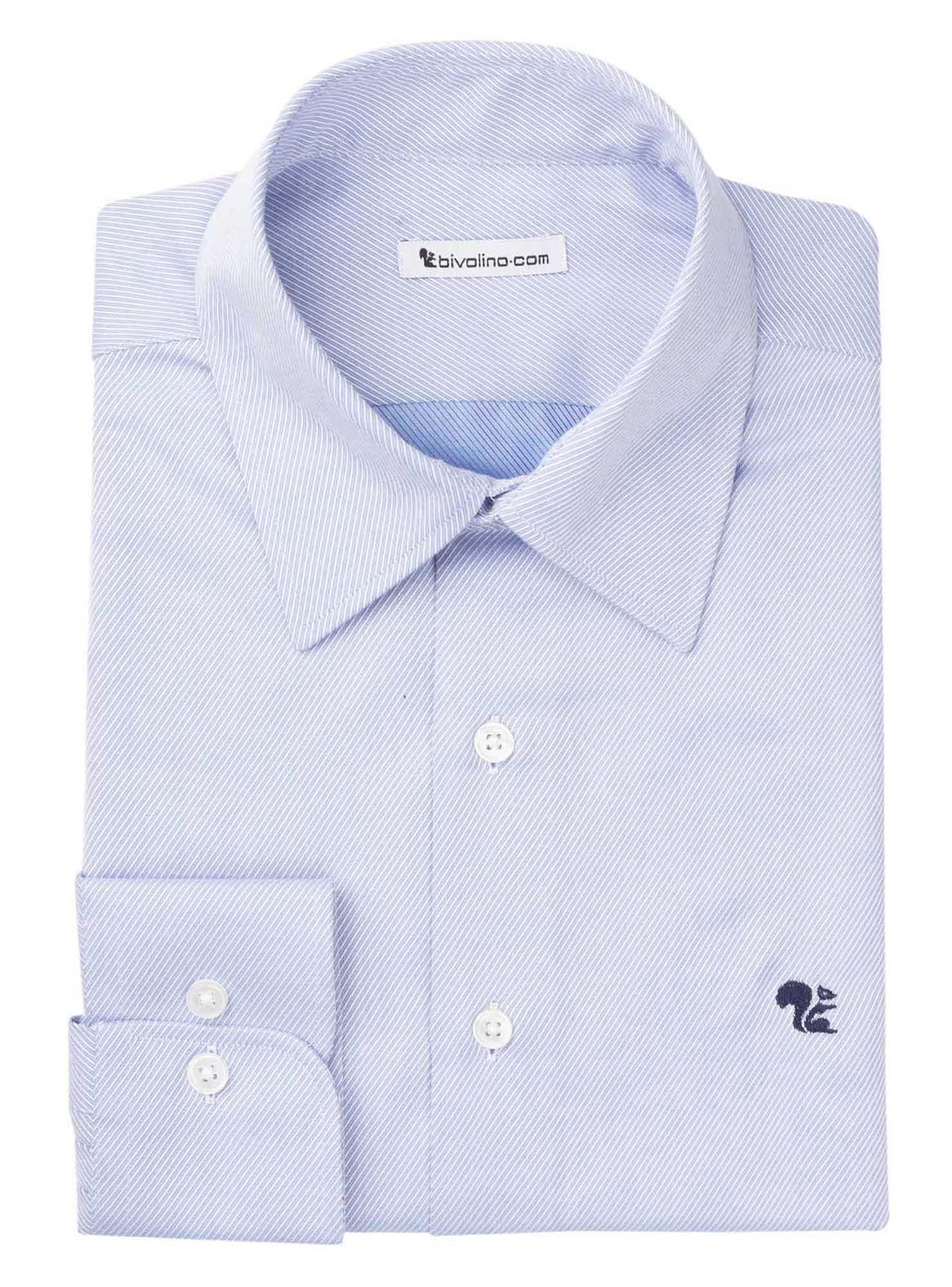 PADOVA - Männerhemd Baumwolle  - ROCO 5 CAVALRY