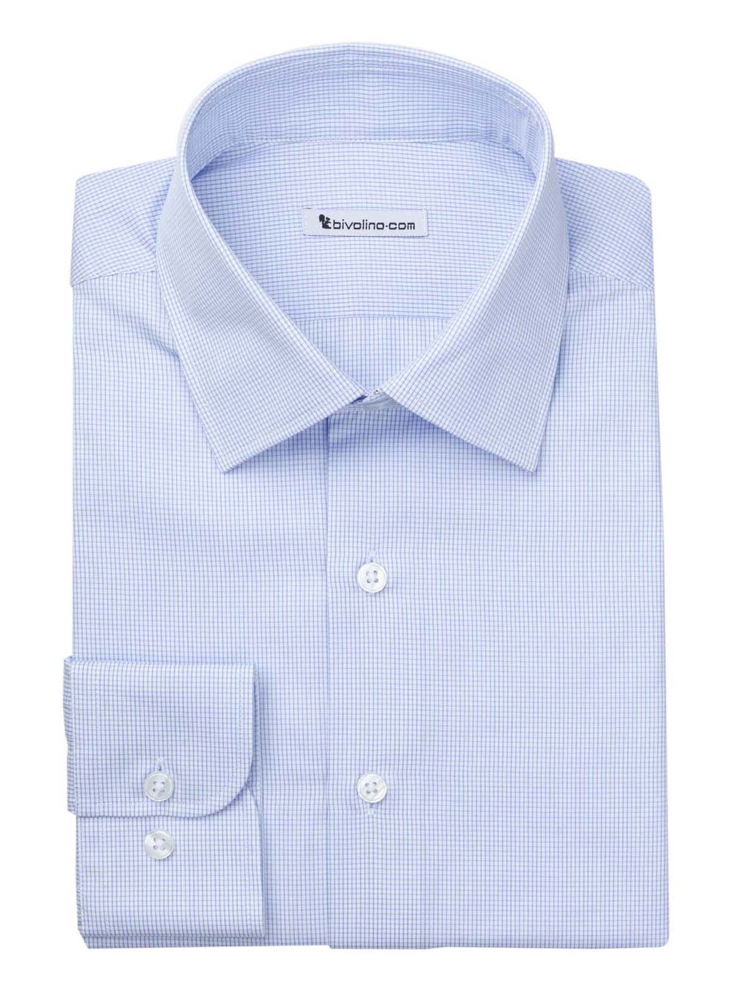 MARANO - Men's shirt supima cotton - DOCRA 7