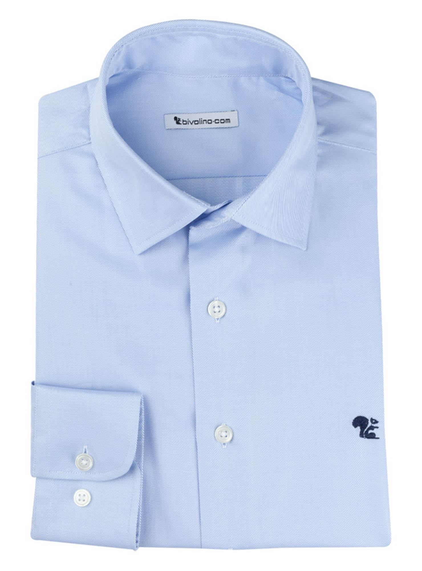 AMASENO - Men's shirt cotton 2ply DAVID and JOHN ANDERSON - ZAMBO 2
