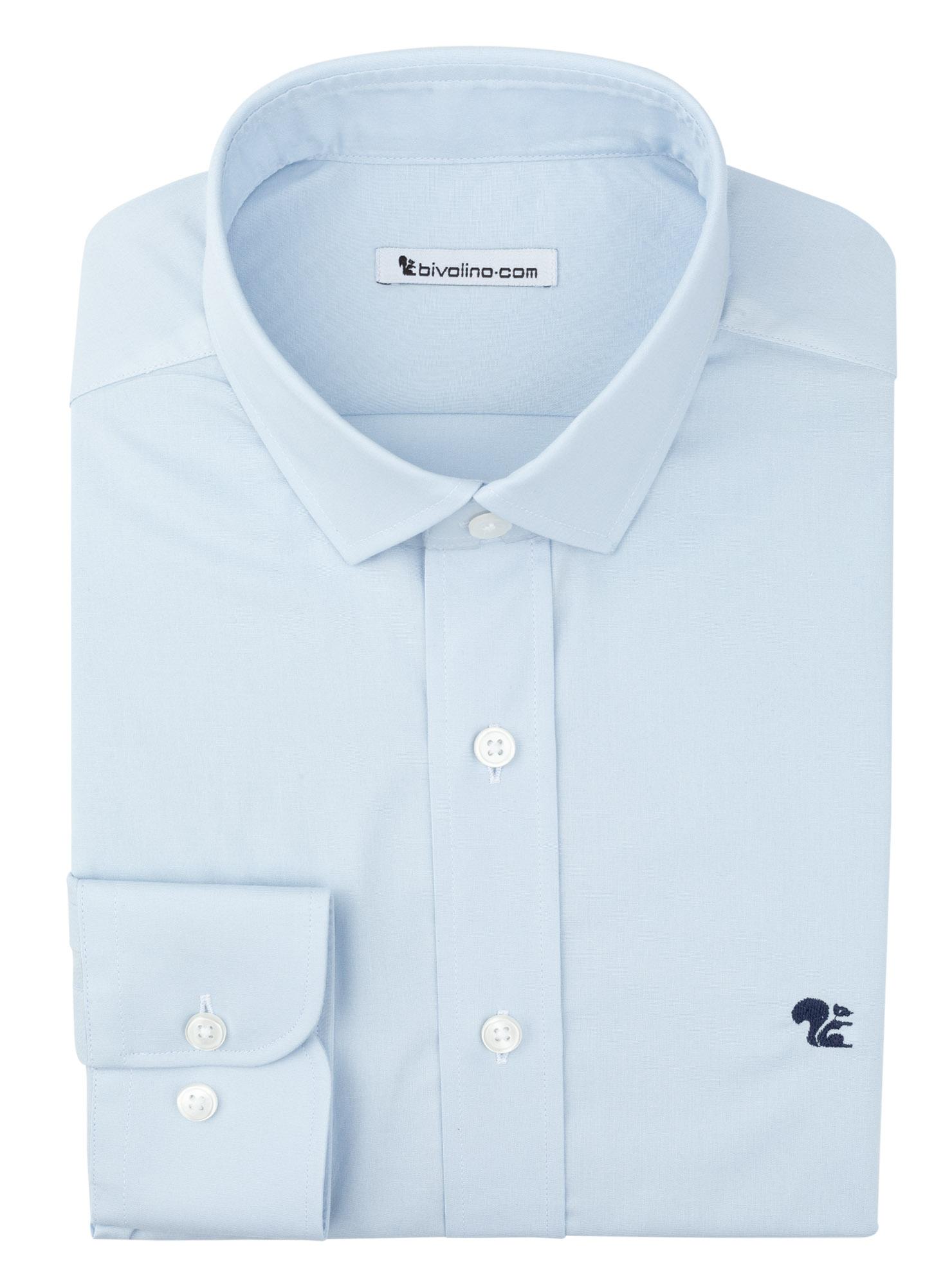 CILIBRIONE - Katoen Stretch heren overhemd  - Reso 1