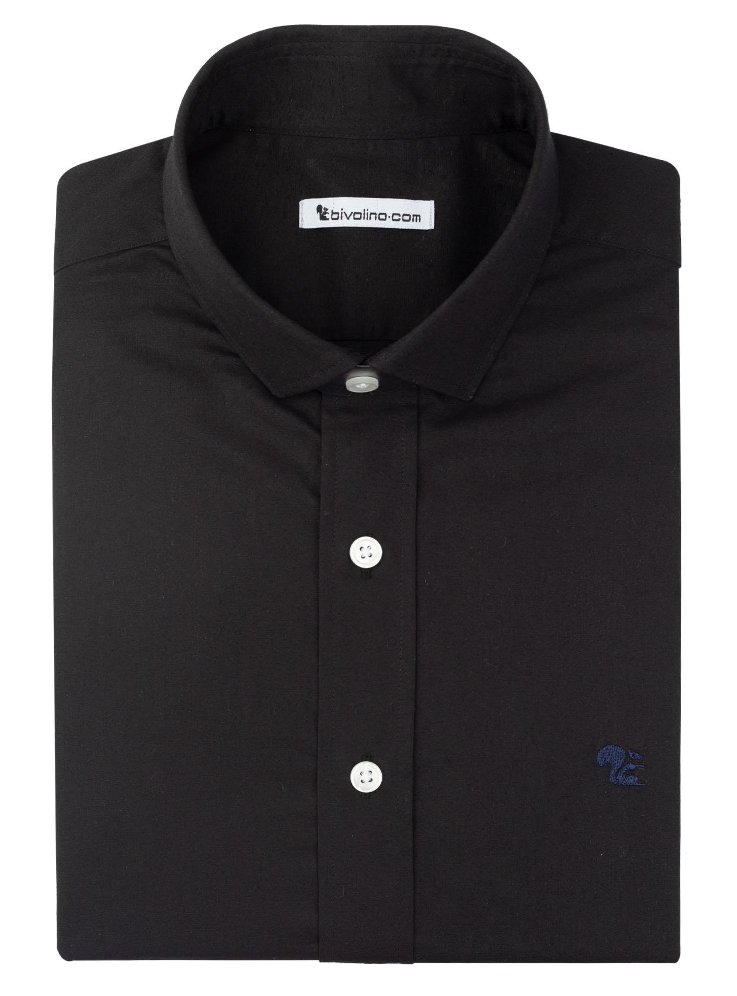 BLIARI - Baumwolle Stretch Herrenhemd - Reso 7