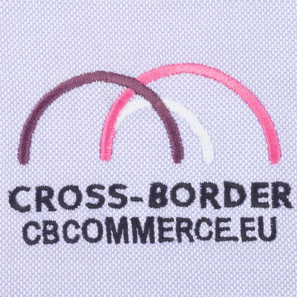 CROSS-BORDER COMMERCE EUROPE - CHEMISE CORPORATE AVEC LOGO