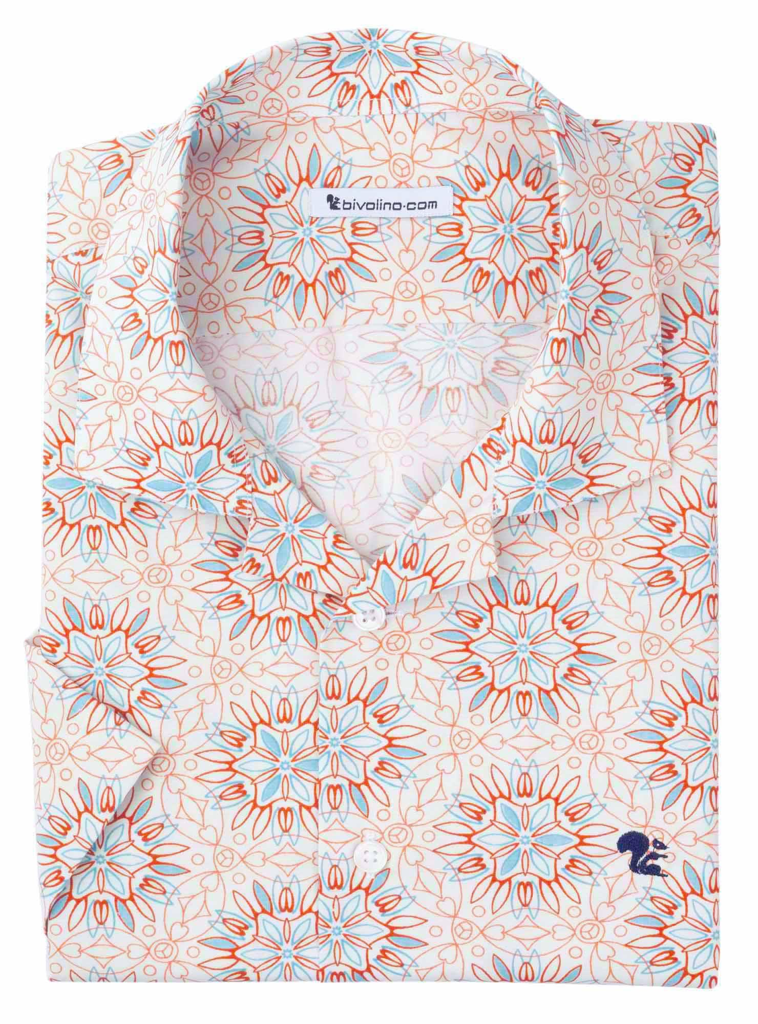 HAWINI - chemise coton hawaïenne - Manio 1