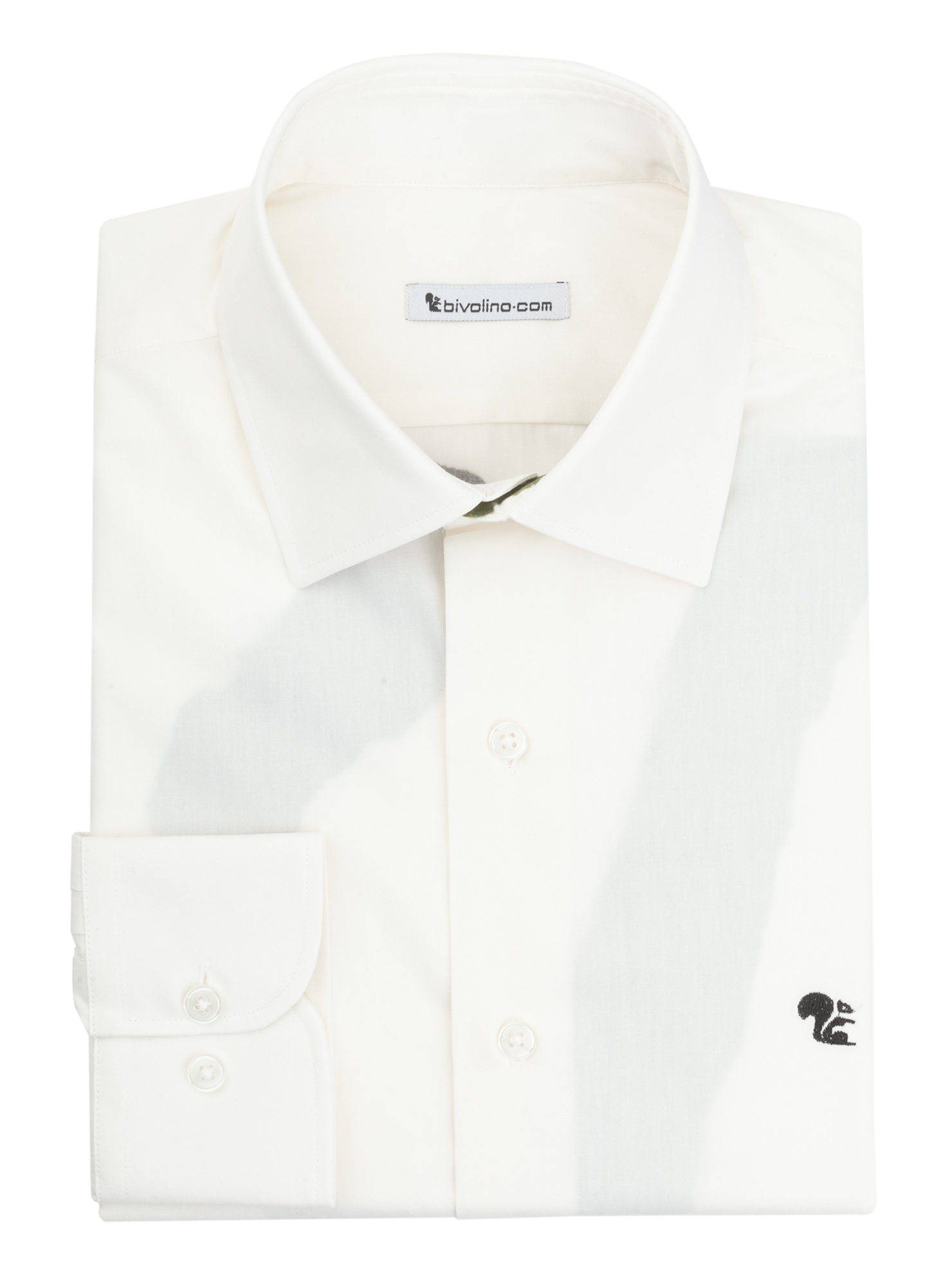 BREISCIA - ARTY-PRINT men shirt - CEES ANDRIESSEN 3