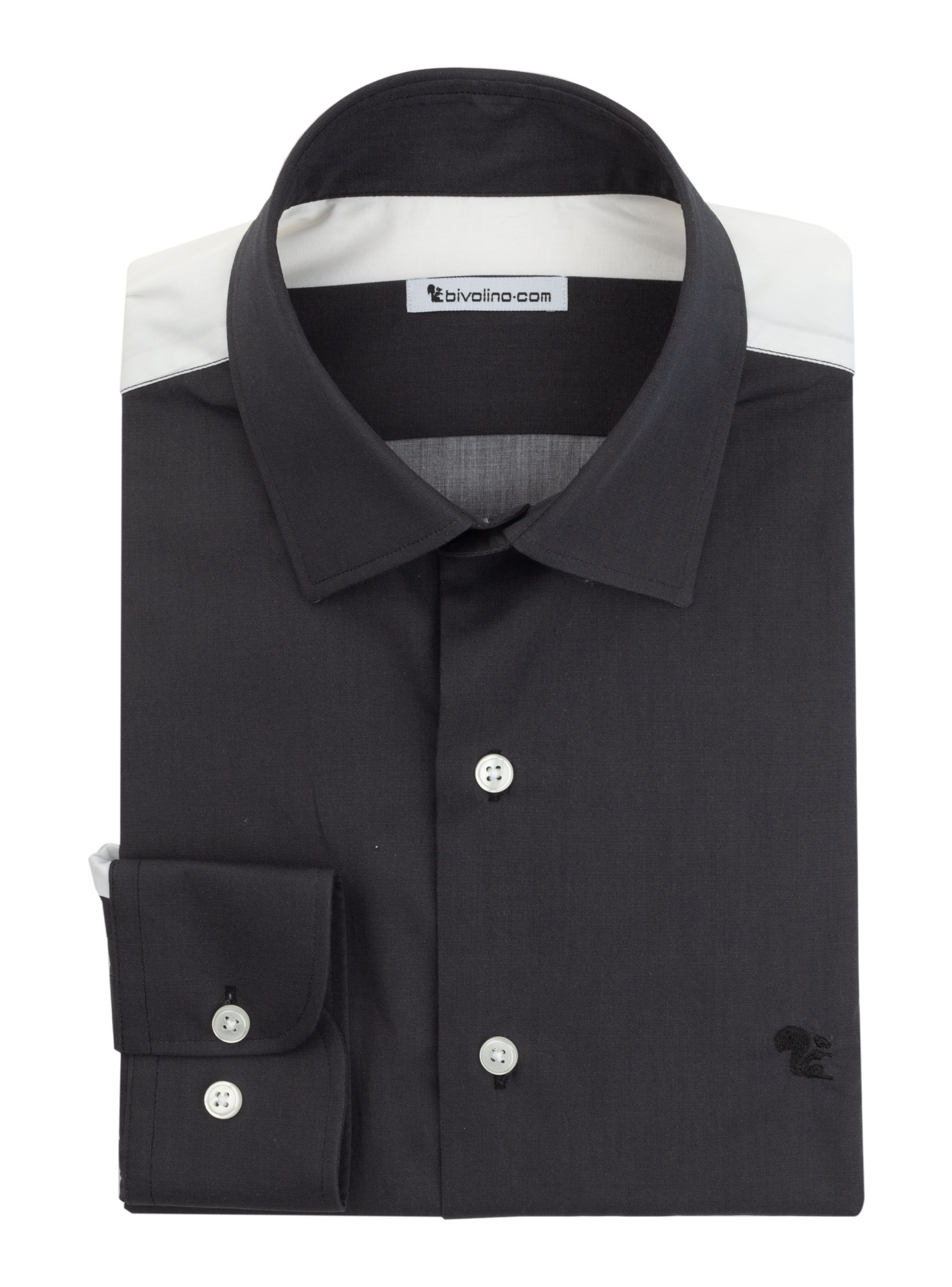 BRINDISI - ARTY-PRINT men shirt - CEES ANDRIESSEN 4